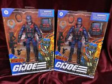 New listing G.I. Joe Classified Cobra Viper - Army builder lot of 2 - New Target Exclusive