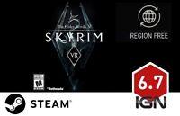 Elder Scrolls: Skyrim VR [PC] Steam Download Key - FAST DELIVERY
