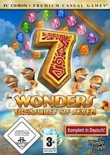 NEXT 7 WONDERS TREASURES OF SEVEN * DEUTSCH * *Top Zustand