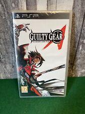 Guilty Gear XX Accent Core Plus PSP Playstation