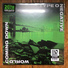 Type O Negative - World Coming Down 2 x LP - Colored Vinyl Album - NEW Record