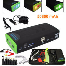 12V Car Jumper Booster 50800mAh for Phone Laptop Battery Chargable Jump Starter