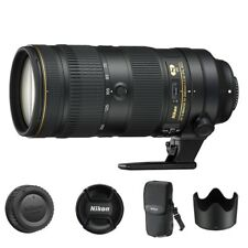 Nikon AF-S NIKKOR 70-200mm f/2.8E FL ED VR Lens for DSLR Camera Bodies