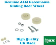 GENUINE ALM GREENHOUSE SLIDING DOOR 22mm WHEEL KIT GH008