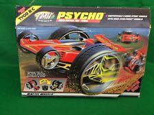 Tyco Mini Psycho RC Car - 90s Vintage Radio Remote Controlled Racecar