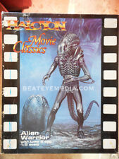 ALIEN-Halcyon-MODEL KIT-TOY-TOYS-KARLOFF-COMICS,HORROR,MONSTER-HR GIGER-SCI FI