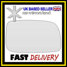 Right Driver Wing Car Mirror Glass Replacement CONVEX TOYOTA Prius 2003-09