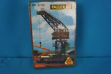 Faller B 162 Gantry Crane Portalkran Un-build KIT HO