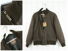 Cappotti e giacche da uomo bomber , harrington marrone m