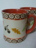 Temp-tations By Tara Old World Set of 2 Mugs ppp sq TT000634