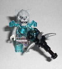 LEGO Legends of Chima - Sibress - Figur Minifig Säbelzahntiger Sabretooth 70224