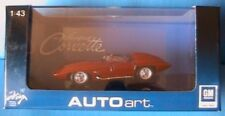 CHEVROLET CORVETTE STINGRAY 1959 RED AUTOART 51002 1/43 ROUGE ROT ROSSO