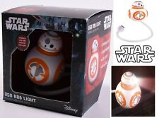 STAR WARS USB Desk Lamp Gadget Laptop Book Reading Night Light Novelty Gift Idea
