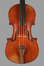 A very fine old French violin, Justin Derazey, c. 1875, Stradivari mod. NICE!