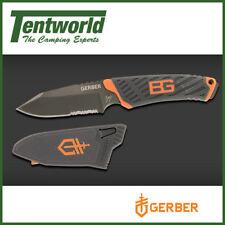 Gerber Fine Edge Bear Grylls Compact Fixed Blade Survival Knife