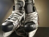 Bauer Vapor X5.0 Adult Ice Hockey Skates Size 11.5 US/ 10D