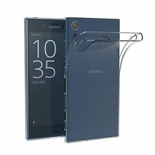 Soft Clear Gel Silicon Case Cover For Sony Xperia XZ XR XZS F8331 F8332 G8231