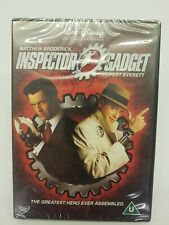 Brand New Sealed Inspector Gadget  DVDNew sealed