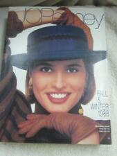Vintage JC PENNEY Catalog 1988 Fall & Winter - Shipping Priority Less than $10