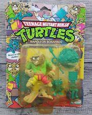 VTG 1990 Playmates Teenage Mutant Ninja Turtles Napoleon Bonafrog Figure Toy MOC