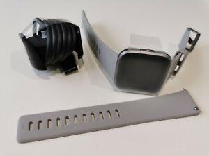 New Fitbit Versa 2 Health & Fitness Smartwatch with Voice Control, Sleep Score