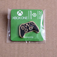 Xbox One Limited Edition Controller Black promo Pin from Gamescom 2015
