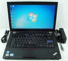 "Lenovo T420 14.1"" Thinkpad Core i5 2.50 GHz, Win 7 Office Webcam Wifi 250GB 4GB"