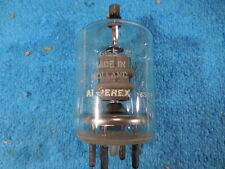 Amperex 6155 Made in Holland looks un-used tube.