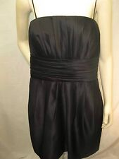 Bill Levkoff Formal Dress Gown Black Sz 20 Prom Wedding Party Bridesmaid