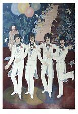Beatles, Paul McCartney, Ringo Starr, John Lennon, George Harrison