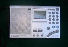 Sony ICF-SW7600GR DIGITAL WORLD BAND RECEIVER AM/FM/SW/MW/LW SSB-SOPHISTICATED 1