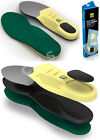 SPENCO POLYSORB CROSS TRAINER Insoles Orthotic Arch Supports Inserts 38-034 New