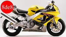 Honda CBR 954 RR (2002) - Workshop Manual on CD