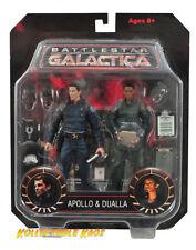 Battlestar Galactica - Apollo & Dualla Action Figure Two-Pack