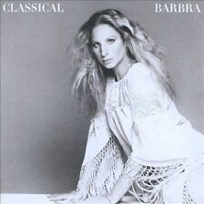 NEW Classical Barbra (Re-Mastered) (Audio CD)