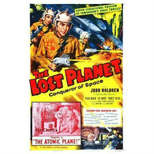 The Lost Planet - Cliffhanger Serial  DVD Herman Judd Holdren  Vivian Mason