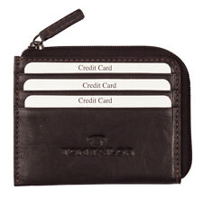 TOM TAILOR Bourse Lary Credit Card Holder Brown
