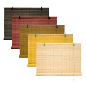 Store en bambou fenêtre pour l'intérieur cordelettes cordon rideau VICTORIA M