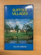 "1979 ""SUFFOLK VILLAGES"" TRAVEL ILLUSTRATED HARDBACK BOOK"