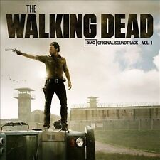 The  Walking Dead, Vol. 1 by Original Soundtrack (CD, Mar-2013, Universal...
