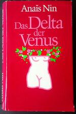 Anais Nin - Das Delta der Venus - Gebundene Ausgabe