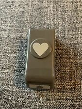 Stampin' Up! Small Heart Punch