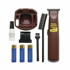 Wahl 9945-801 Mens Cordless Afro What A Shaver Battery Operated Trimmer Detailer