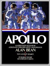 Apollo by Alan Bean, Andrew Chaikin (1998) OUT OF PRINT, SIGNED by ALAN BEAN