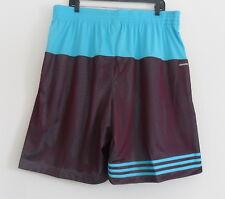 ~RARE~Adidas HORIZON MESH CLIMALITE Basketball Track Short Gym Pants~Mens sz 2XL