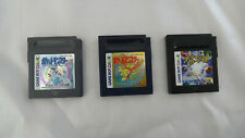 Nintendo Gameboy Pokemon Silver Gold Trading Card Set Pocket Monsters GB Japan