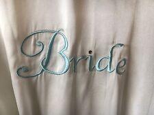 Bride White Silk Gown Apt 9 M