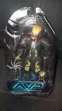 Neca Predators Series 14 Aliens Vs. Predator AVP Scar Predator Figure USA