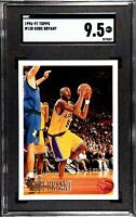 1996-97 Topps Kobe Bryant #138 Rookie RC SGC 9.5 Comparable to PSA & BGS INVEST!