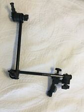 Manfrotto Bogen 196B-2 Section Single Articulated Arm w/Camera Bracket